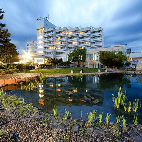 Víkendový pobyt Hotel HVIEZDA***