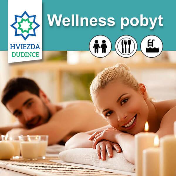 Wellness pobyty Hotel HVIEZDA***